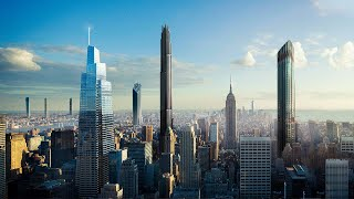 New York's Skyscrapers by 2030