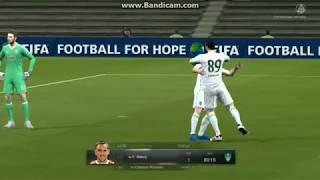 Fifa Online 3 Trick Skill Q +W