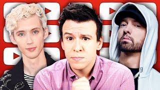 Eminem Kamikaze Controversy, Homeless