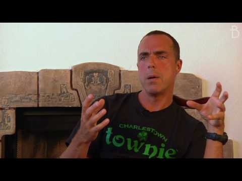 Lost: Man In Black/Titus Welliver - Buzzine Interviews - YouTube