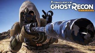 GHOST WAR - Disruptor Gameplay - BURNT-OUT (Uplink Mode