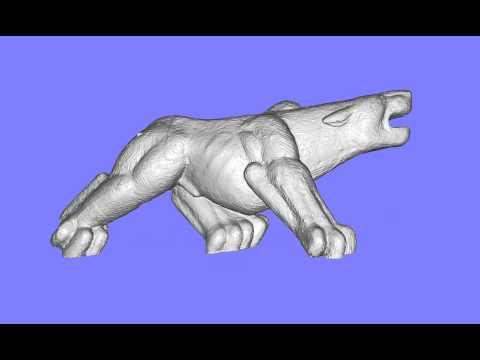 Wolf scan