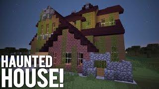 Minecraft: The Haunted Piston Dungeon