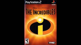 The Incredibles Game Music - Bank Heist (Action)