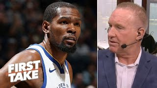 KD is so good that he gets taken for granted - Chris Mullin | First Take