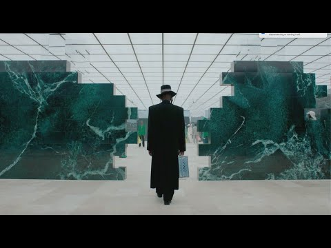 Louis Vuitton presented the Men's Fall-Winter 2021 Collection by Virgil Abloh in Paris |  The Motion' Starring Yasiin bey, Saul Williams and Kai Isaiah Jamal Film Directed by Wu Tsang