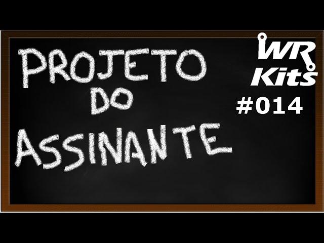 DESCASCADOR DE LARANJA | Projeto do Assinante #014