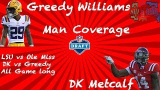 Greedy Williams & DK Metcalf || 2019 NFL Draft Prospects