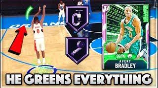 *NEW* PINK DIAMOND AVERY BRADLEY GREENS EVERYTHING!! INCREDIBLE CARD!! - NBA 2k20 MyTeam Gameplay