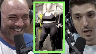 What Bothers Andrew Schulz About Plus Size Models | Joe Rogan