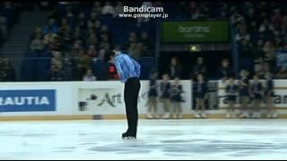 Yuzuru HANYU SP  Finlandia Trophy 2013