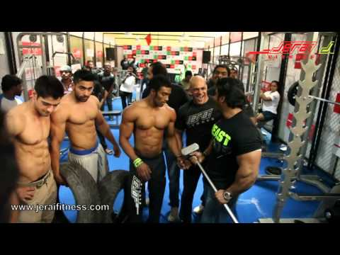 Sangram chougule arms workout at physc gym talegaon !! Musica Movil ...