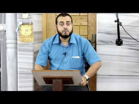 رسائل رمضانية _حلقة 4 _للشيخ محمود العارف
