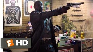 The Dark Tower (2017) - Gunslinger in a Gun Store Scene (8/10)   Movieclips