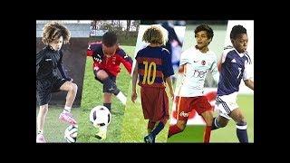 Top 10 ► Thần đồng bóng đá NHÍ , Tài chẳng đợi Tuổi
