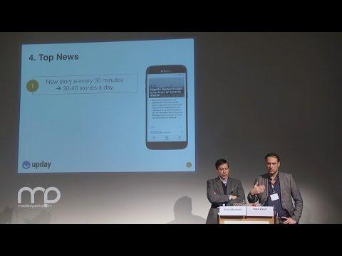 Vortrag: New Kids on the Block - Trends und Startups im Publishing