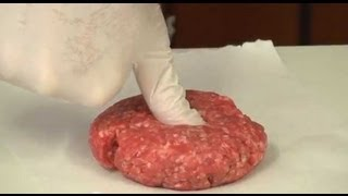 How To Make The Perfect Hamburger Patty - Secrets And Tips