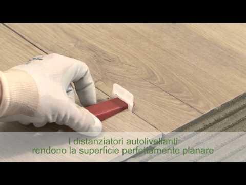 La posa con distanziatori autolivellanti - Distanziatori per piastrelle autolivellanti ...