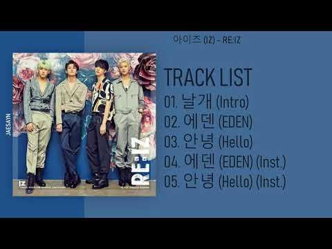 [Full Album] 아이즈 (IZ) - RE:IZ