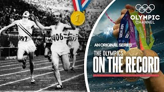 Josy Barthel claims Luxembourg's 1st Gold medal in Helsinki 1952 | The Olympics On The Record