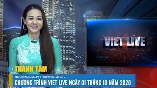 VIETLIVE TV ngày 01 10 2020