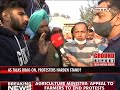Protesting Farmers To NDTV: Wives, Sisters Taking Care Of Our Farms  - 00:37 min - News - Video