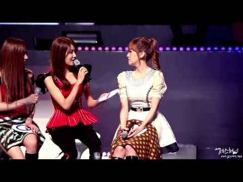 SNSD Funny - Speaking About The ICE PRINCESS