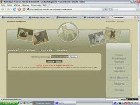 Mettre une photo sur le forum en quelques clics