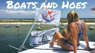 Boats & Hoes (Step Brothers Reference)