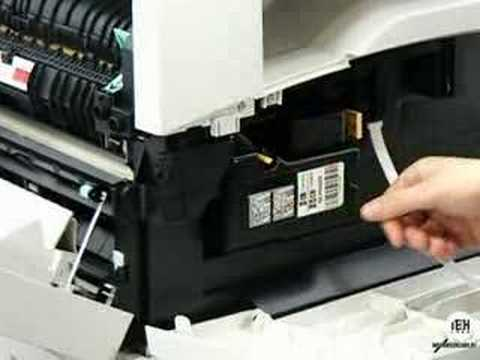 Xerox 5020 Error J6 Reset - warfasr