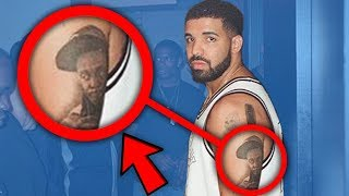 You Won't Believe What His Tattoo Means... (Drake, Lil Pump, Migos, Lil Skies & MORE!)
