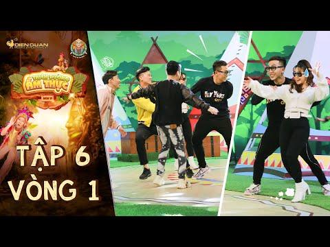 Thiên đường ẩm thực 6 |Tập 6 Vòng 1: Không sợ đối thủ mạnh chỉ sợ đồng đội yếu, Hoàng Rapper buồn bã