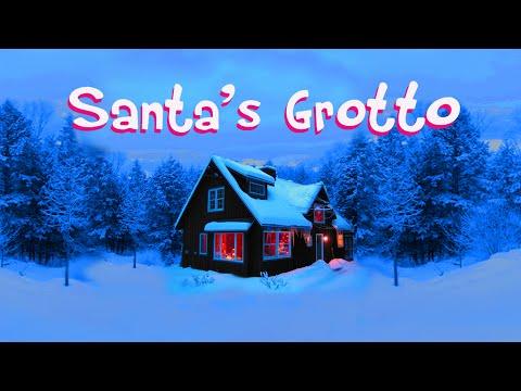 Santas Grotto (360 degree video)