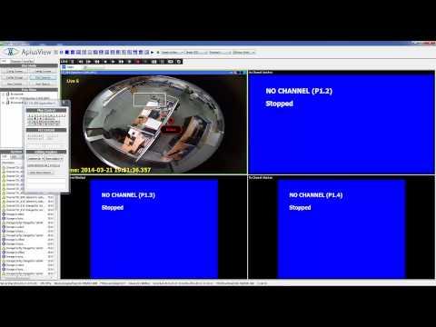 Configure recording functioin - event recording