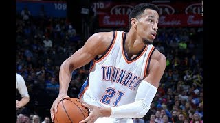Free Agency : Andre Roberson SIGN WITH  OKC On 3-Year, $30 Million Contract