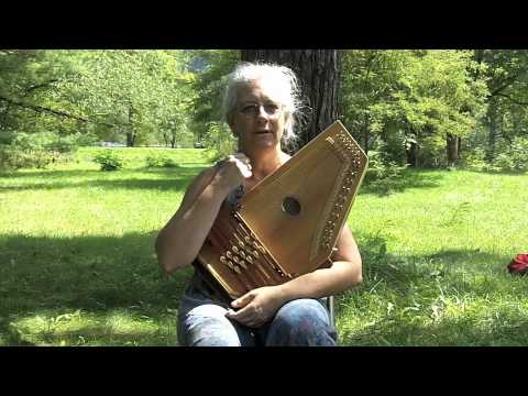 "Part 1 of ""Gravity Drives the Music"", a four part introduction to basic autoharp technique."