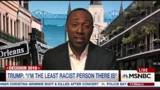 Ashley Bell   MSNBC TV News 6 11 2016 1252PM