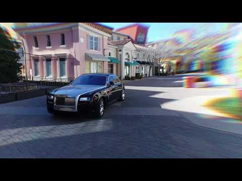 Breaking Necks In Lake Las Vegas In A Rolls Royce