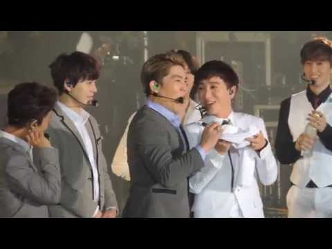 141108 Super Junior SS6 Hong Kong - Ment