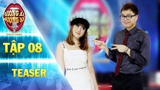 Giọng ải giọng ai 2 | teaser tập 8: Trịnh Thăng Bình tuyên bố đã