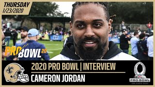 Cam Jordan Wants the Red Zone at 2020 NFL Pro Bowl | New Orleans Saints