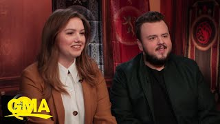 'Game of Thrones' stars say Sam is show's true hero l GMA Digital