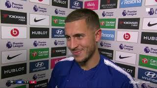 Eden Hazard talks his 40-goal season target, Mateo Kovacic's vision and a title challenge