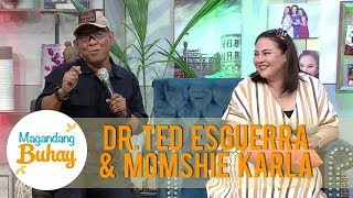 Dr. Ted Esguerra instructs how to practice Duck, Cover, and Hold properly    Magandang Buhay