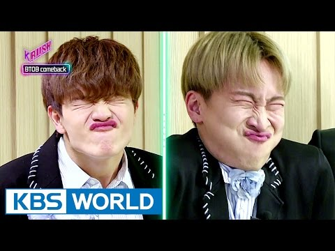 BTOB's comeback interview! [KBS World Magazine K-RUSH / 2017.03.24]
