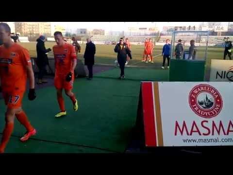 Olimpia Grudziądz - Termalika Nieciecza 0:2