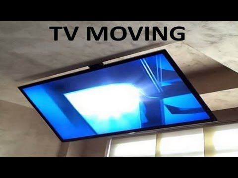 TV MOVING | AF - Staffe tv motorizzate e supporti elettrici per televisori LED-LCD-PLASMA