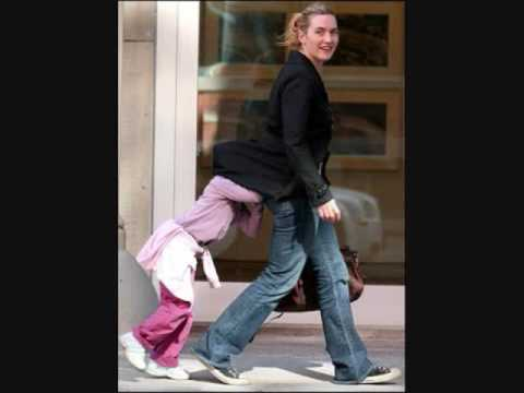 Kate Winslet and family - YouTube