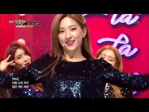 뮤직뱅크 Music Bank - 라라러브(La La Love) - 우주소녀(WJSN).20190111