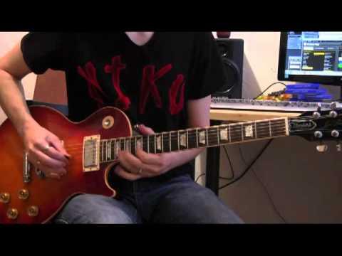 Baixar Slash - Anastasia (Full guitar cover)